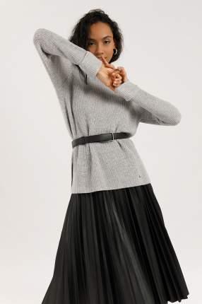 Джемпер женский Finn Flare W19-51100 серый M