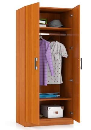 Платяной шкаф Мебельный Двор МД-СК-9Ш 70х45х160, вишня
