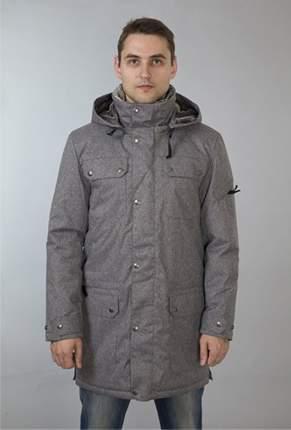 Пальто  SHL FORESTER 8001-9609-M СЕРЫЙ ТМН M