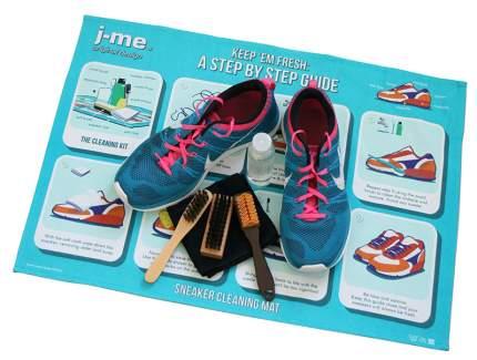 Коврик текстильный j-me JMEMAT-SNEAK 47x64 см