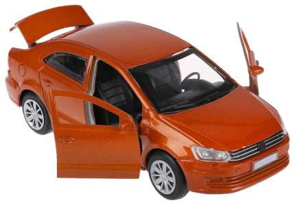 Коллекционная модель машины Технопарк POLO-BN