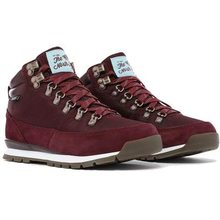 Ботинки The North Face Back-To-Berkeley, deep garnet red red/stratosphere blue, 5.5 US