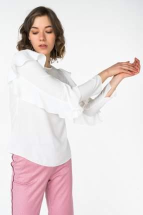Блуза женская adL 11531846000 белая 40 RU