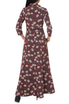 Платье женское Argent LALDS8024-1 коричневое 44 RU