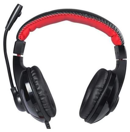 Игровые наушники QUMO Fire GHS 0009 Black