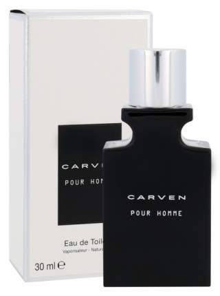 Туалетная вода Carven Pour Homme 30 мл