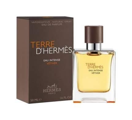 Парфюмерная вода Hermes Terre d'Hermes Eau Intense Vetiver 50 мл