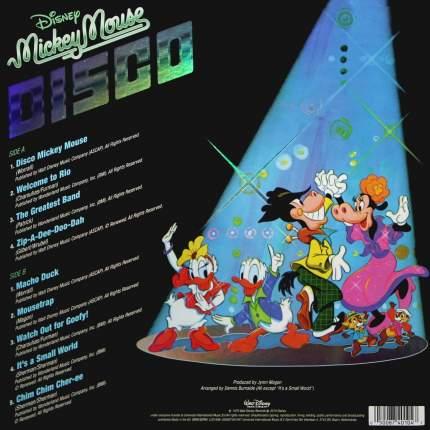 Виниловая пластинка Сборник Mickey Mouse Disco (LP)