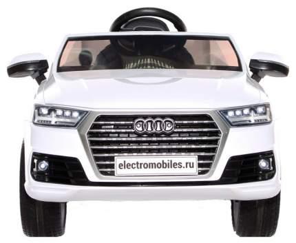 Радиоуправляемый детcкий электромобиль Jiajia Audi Q7 Белый