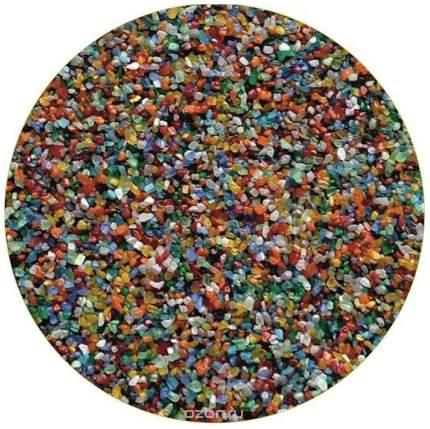 Грунт для аквариума ЭКОгрунт Микс блестящий г-1016 3,5 кг