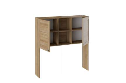 Платяной шкаф Hoff Ривьера 80322204 120,8х29,7х129,1, дуб ривьера