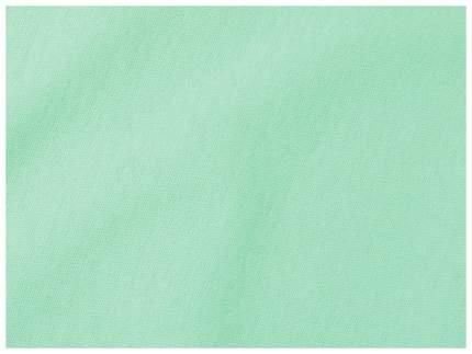Простыня на резинке ХЛОПКОВЫЙ КРАЙ Радуга Желаний Ментол 90х200 см