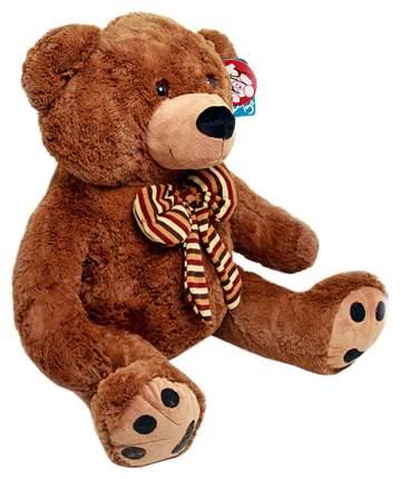Мягкая игрушка Magic Bear Toys Медведь Шоколад с бантом 50 см