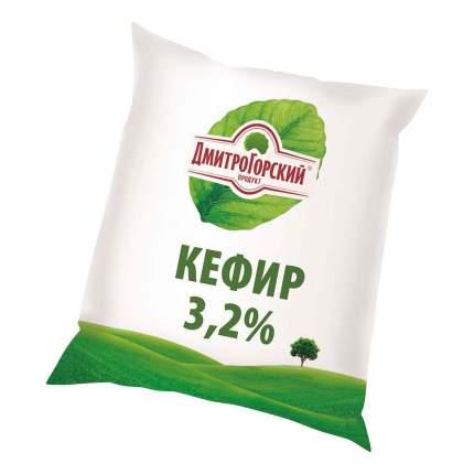 Кефир Дмитрогорский 3,2% 500 мл