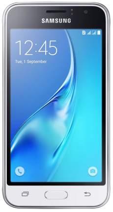 Смартфон Samsung Galaxy J1 (2016) 8Gb White (SM-J120F)