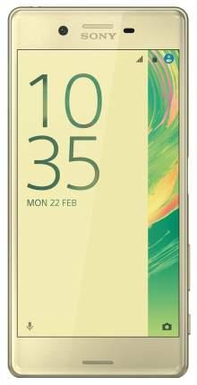 Смартфон Sony Xperia X 32Gb Lime Gold (F5121)