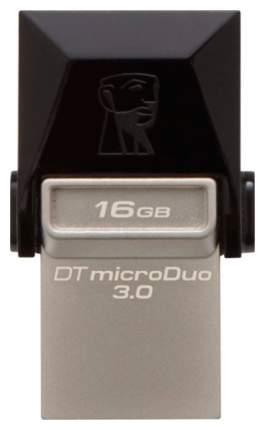Флэш диск OTG Kingston DTDUO3/16GB