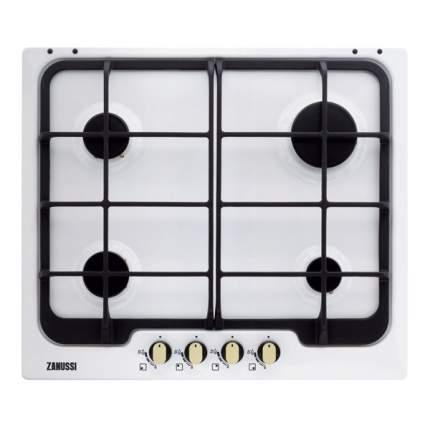 Встраиваемая варочная панель газовая Zanussi ZGG966414M White
