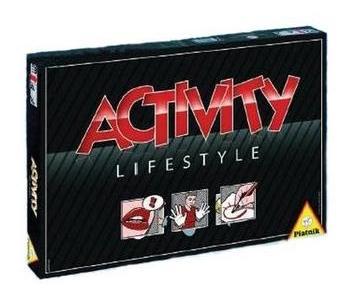 Настольная игра Piatnik Activity lifestyle