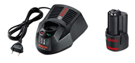 Аккумулятор и зарядное устройство Bosch Li-Ion 1 x 10,8 В; 2,0Ah + AL1130 1600Z00041