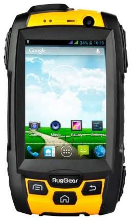 Смартфон RugGear RG500 Swift Pro 4Gb Black Yellow