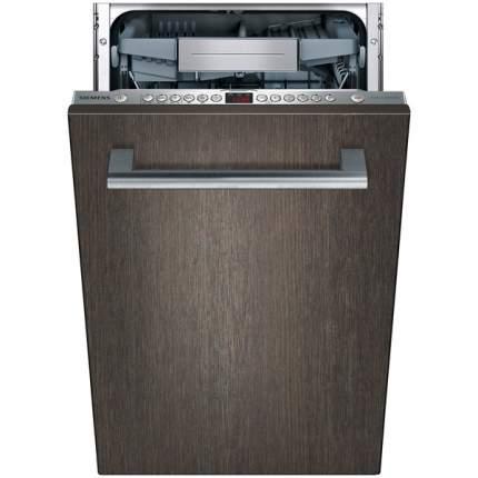 Встраиваемая посудомоечная машина 45см Siemens SR66T091RU