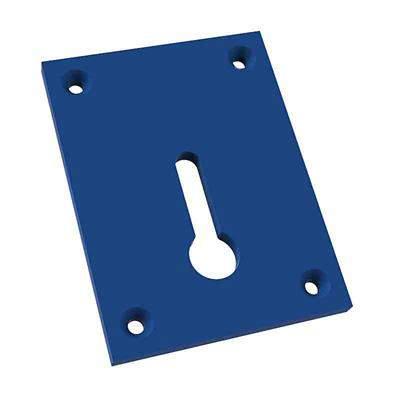 База для крепления копировальных колец для фрезера KREG KBK-IP