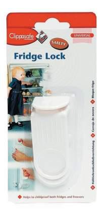 Защитный замок для холодильника, белый