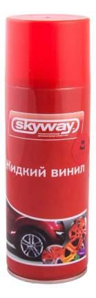 Жидкая резина Skyway S04801003 красный 400 мл