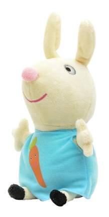Мягкая игрушка Росмэн Мягкая игрушка Ребекка с морковкой 20 см Рерра Рig 29624