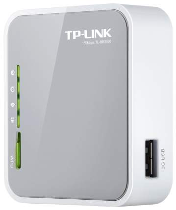 Wi-Fi роутер TP-Link TL-MR3020 White