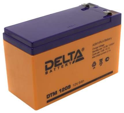 Аккумулятор для ИБП Delta DTM 1209 9Ач 12B