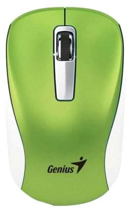 Беспроводная мышь Genius NX-7010 White/Green