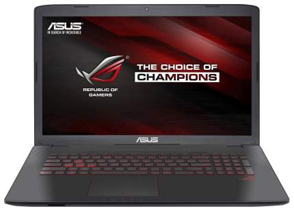 Ноутбук ASUS GL552VX-DM288D 90NB0AW3-M03520