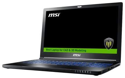 Ноутбук MSI WS Series WS63 7RK-429RU 9S7-16K232-429