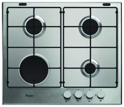 Встраиваемая варочная панель газовая Whirlpool GMA 6411 Silver