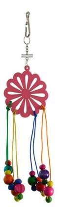 Подвеска для птиц Triol, Веселый цветок, Пластик,