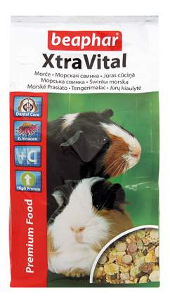 Корм для морских свинок Beaphar XtraVital 1 кг 1 шт