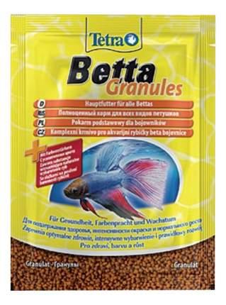 Корм для рыб Tetra Betta, гранулы, 5 г