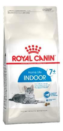 Сухой корм для кошек ROYAL CANIN Home Life Indoor 7+, для домашних старше 7 лет, 3,5кг