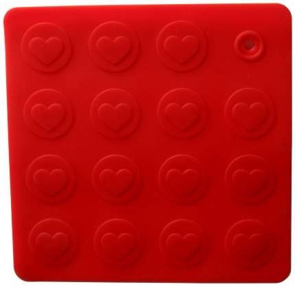 Прихватка-подставка Regent Inox Trina 93-SI-CU-04,1 Красный