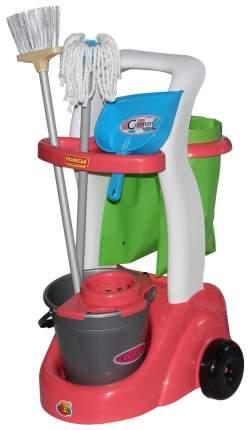 Набор для уборки игрушечный Palau Toys Помощница 53602_PLS