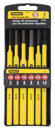Набор выколоток Stanley 4-18-226 6 пр. 1.5-3-4--5-6-8мм