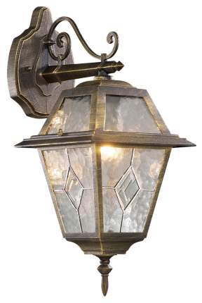 Светильник уличный Odeon Outer 2316/1W бронза