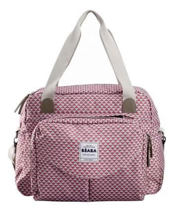 Сумка Beaba для мамы Changing bag Geneva marsala