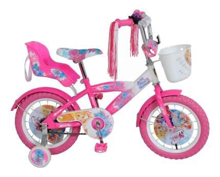 Велосипед Navigator 2017 Winx белый, розовый ВН14132КК