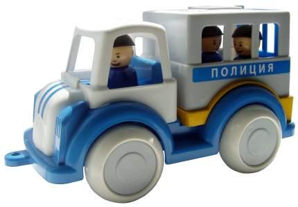Машина спецслужбы Форма Полиция Детский сад 28 см