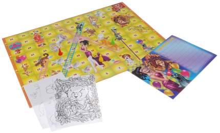 Семейная настольная игра Лапландия Любимые сказки Цирк 6563
