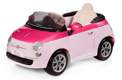 Электромобиль PEG-PEREGO Fiat 500 Pink (ED1162)