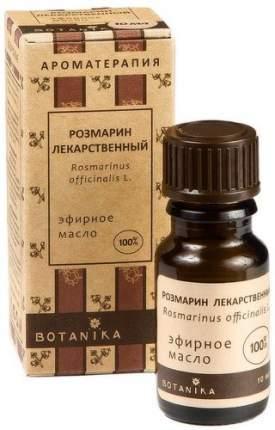 Эфирное масло BOTANIKA Розмарин лекарственный 100% натуральное, 10 мл